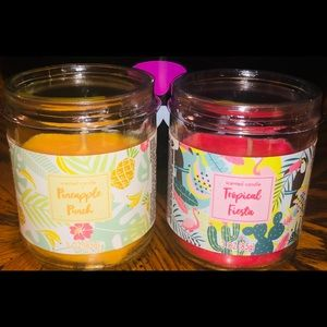 2 Fruity Candles
